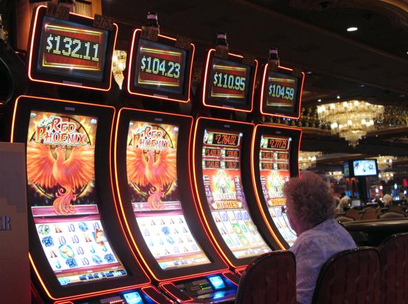 casino during
