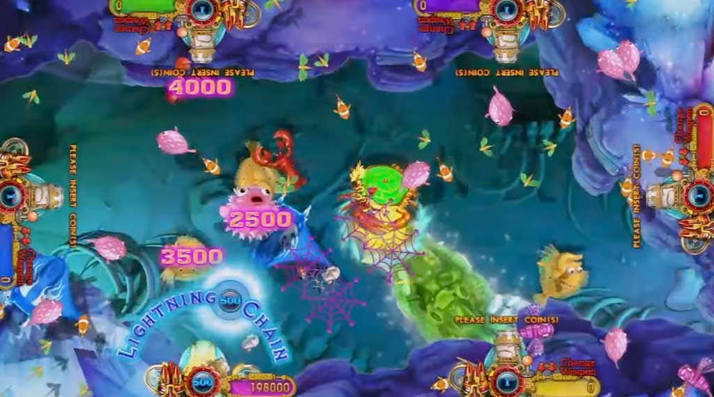 Fish Hunter Online Game
